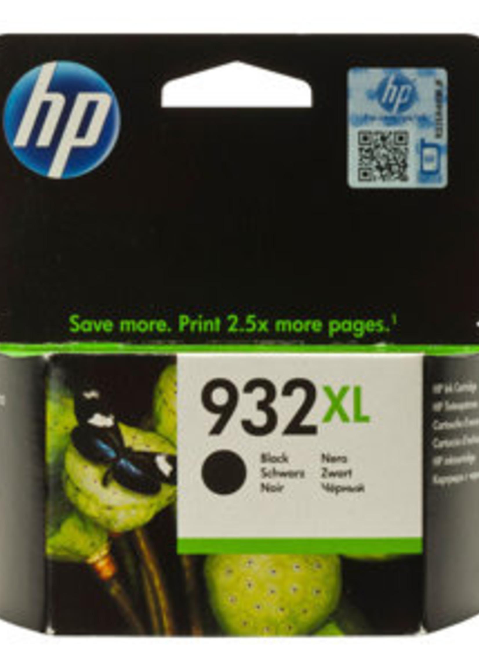 HP HP 932XL Black