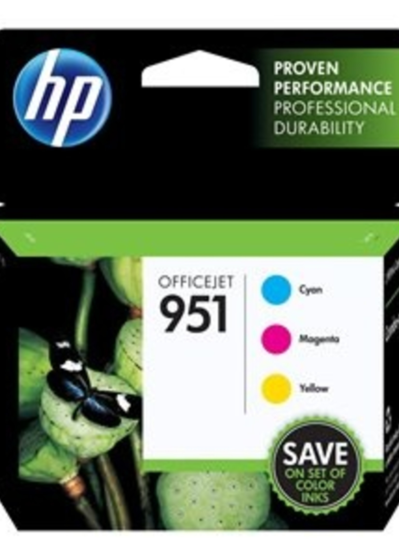 HP HP 951 Color Combo