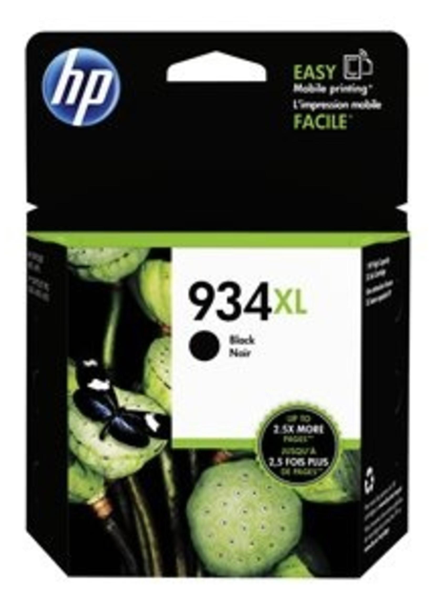 HP HP 934XL Black