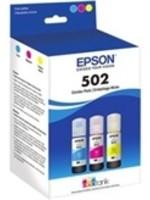 Epson Epson T502, Multi-Color Ink Cartridges