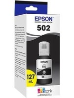 Epson Epson T502, Black Ink Bottle