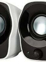 Logitech Logitech Z150 2.0 Speaker System - Midnight Black