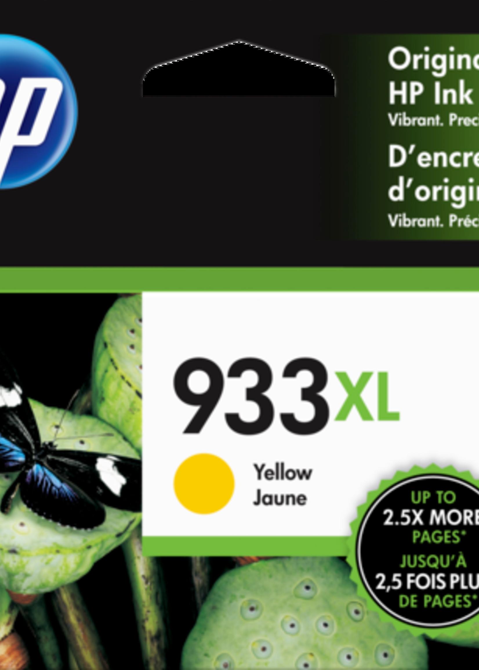 HP HP 933XL Yellow