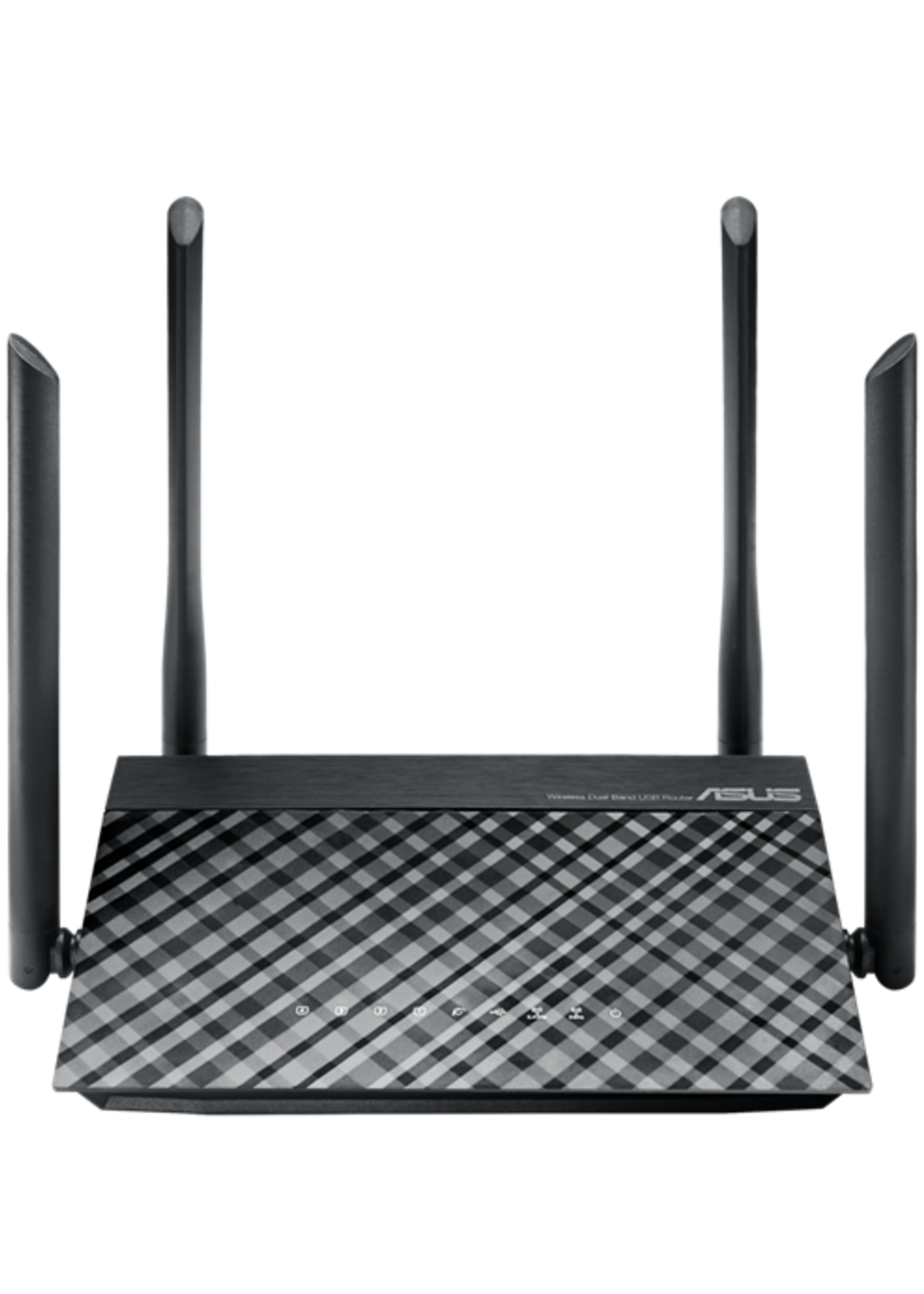 ASUS Asus RT-AC1200 IEEE 802.11ac Ethernet Wireless Router