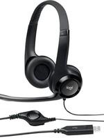 Logitech Logitech ClearChat H390 Headset USB