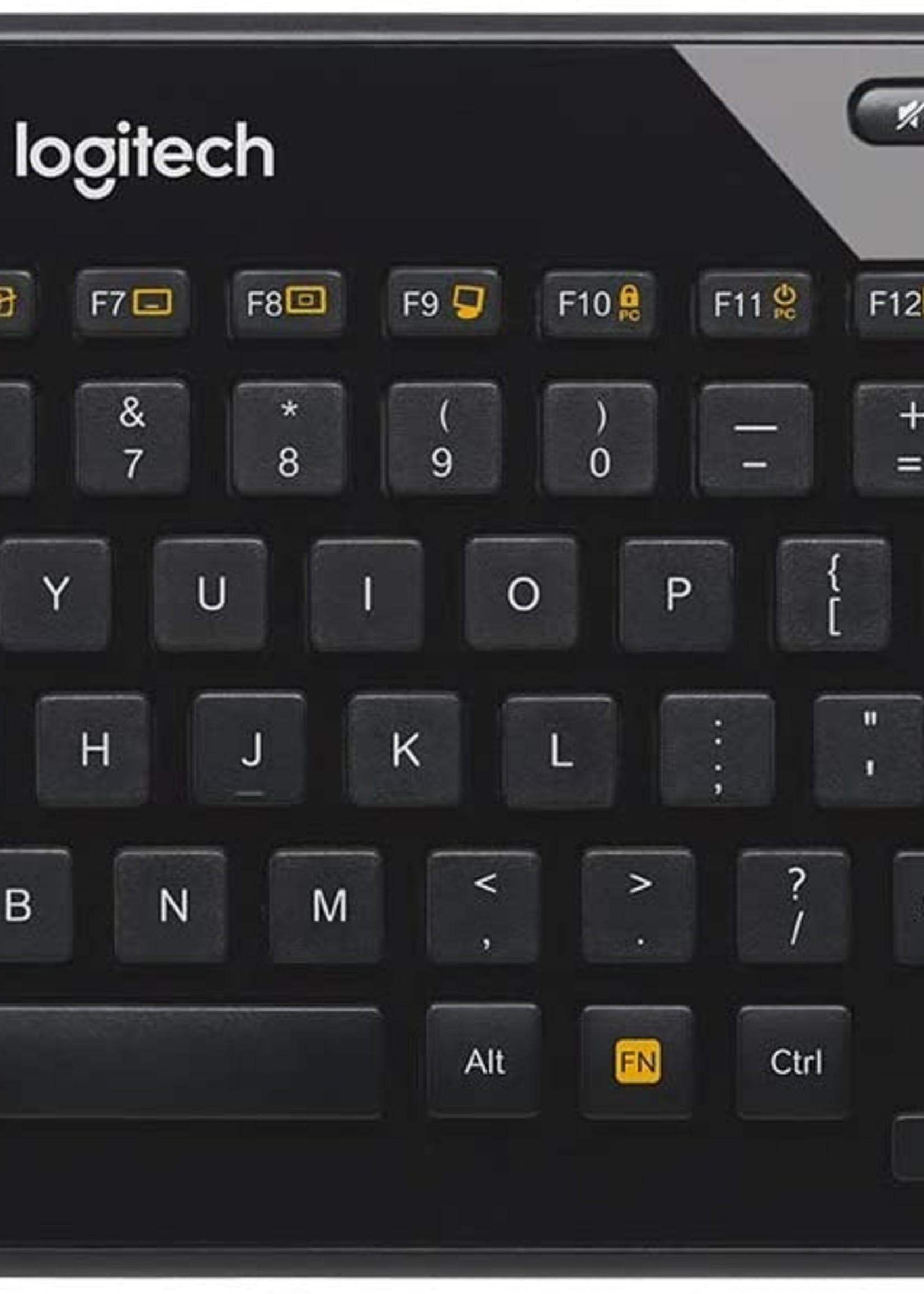 Logitech Logitech Wireless Keyboard K360 w/ Unifi Dark Silver