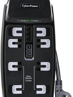 CyberPower CyberPower CSP806T 6' 8 Outlet Surge Protector