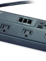 APC APC P8T3 6' 8 Outlet Surge Protector