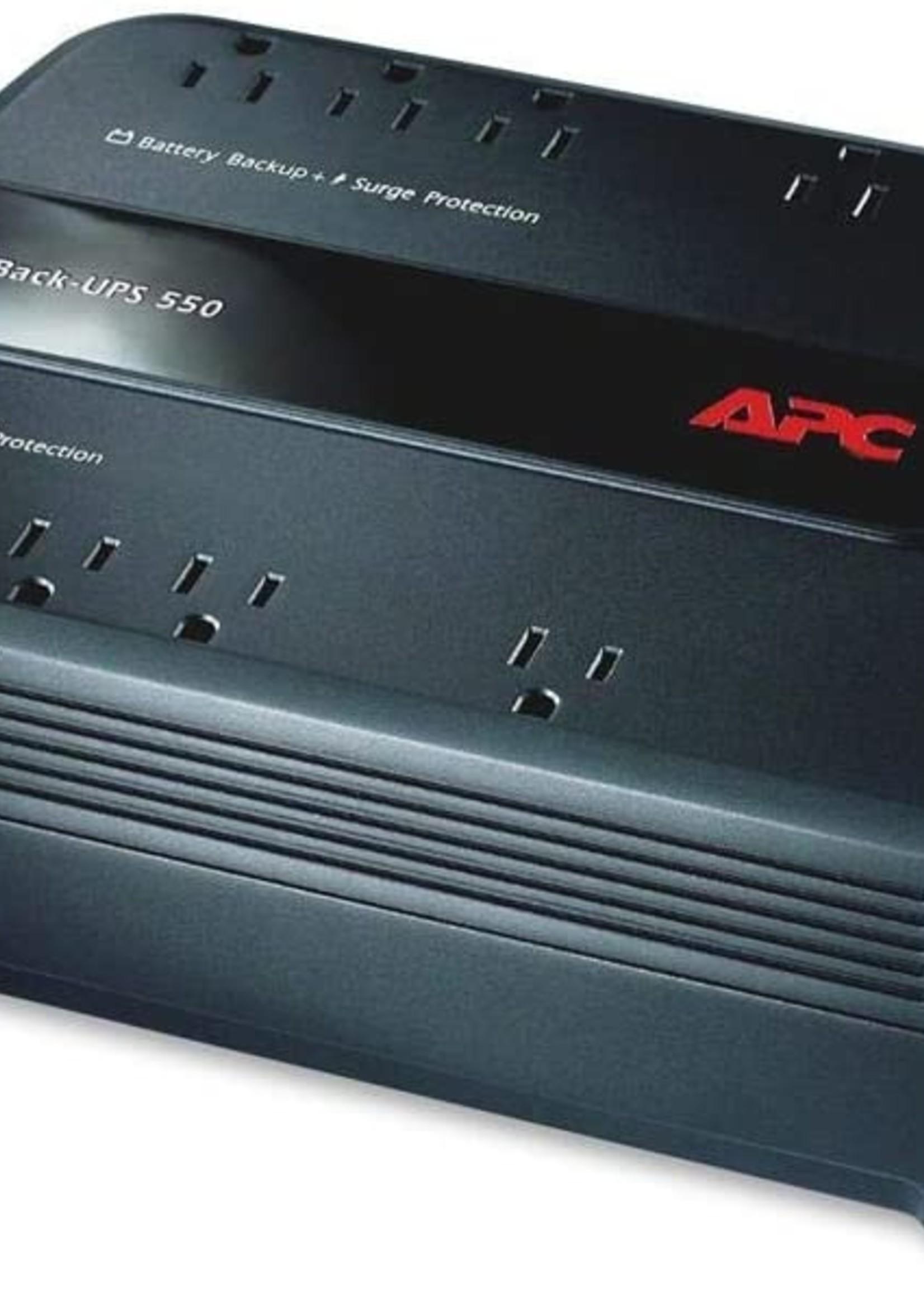 APC APC 650va 390Watts 8 Outlet Battery Backup