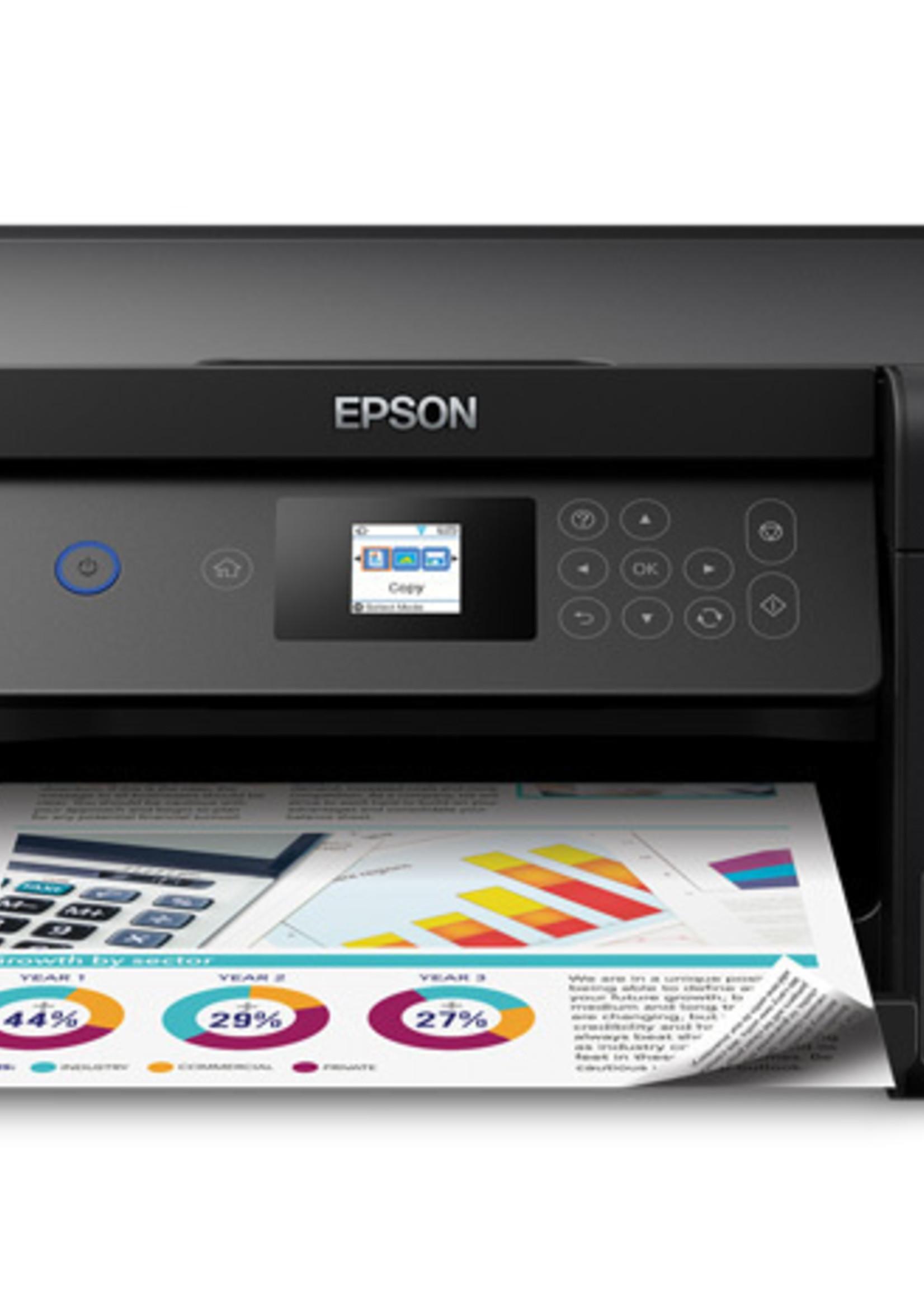 Epson Epson WorkForce ST-2000 Inkjet Multi-function Printer