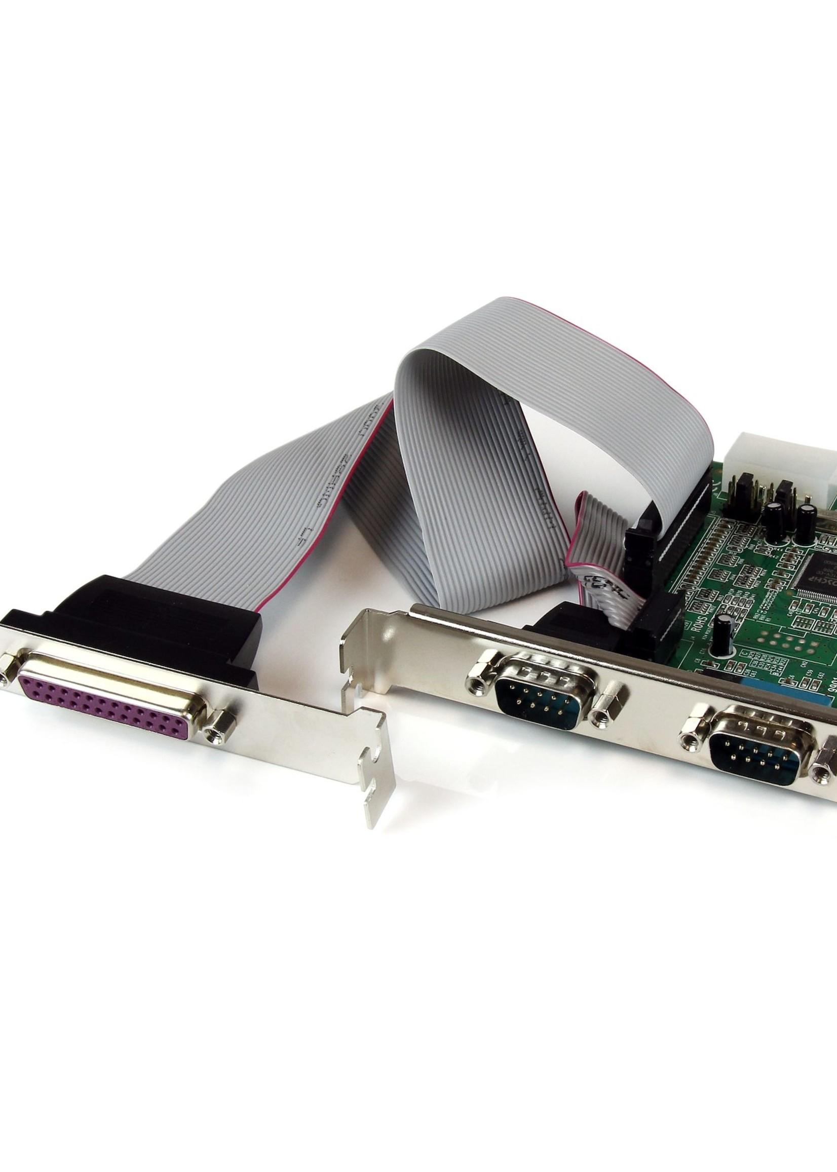 StarTech StarTech 2 Serial 1 Parallel PCI Express Card