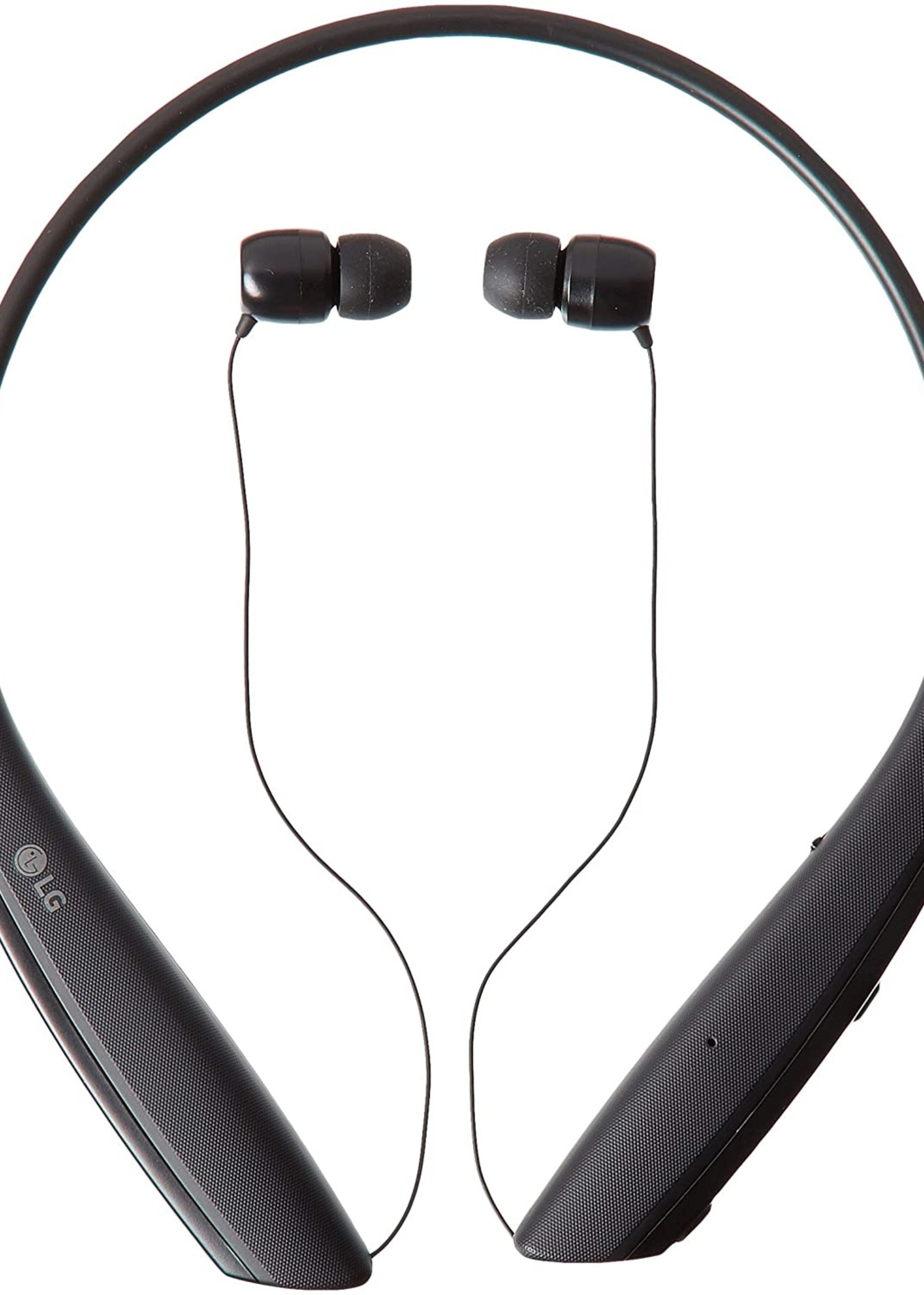 LG LG Tone Ultra Bluetooth Stereo Headset Black