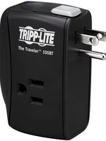 Tripp Lite TRAVELER Portable Surge Protection