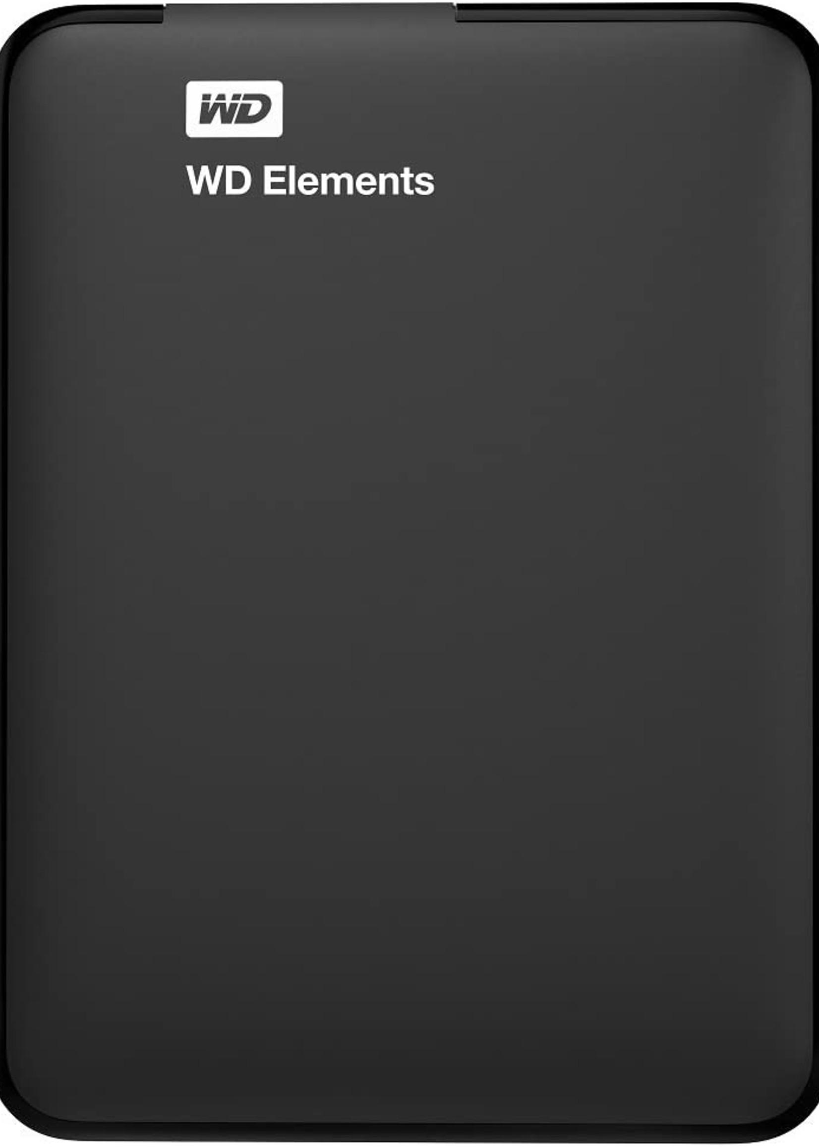 Western Digital 1TB WD Elements External USB 3.0 HHD