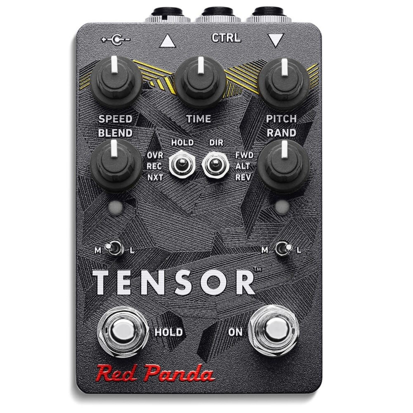 Red Panda Red Panda Tensor - Pitch and Time-Shifting Pedal