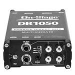 On-Stage On-Stage Passive Multi-Media DI Box (DB1050)