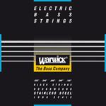 Warwick Warwick Black Label - Bass String Set, 5-String, Medium Light (High C), .020-.100