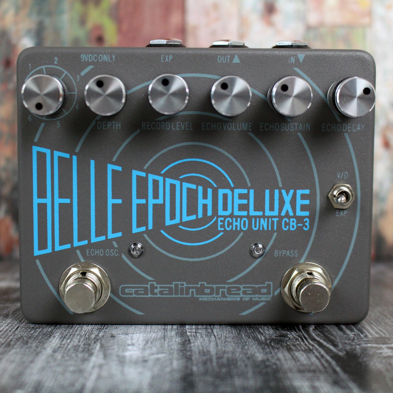 Catalinbread Catalinbread Belle Epoch Deluxe CB3 Dual Tape Echo Emulation
