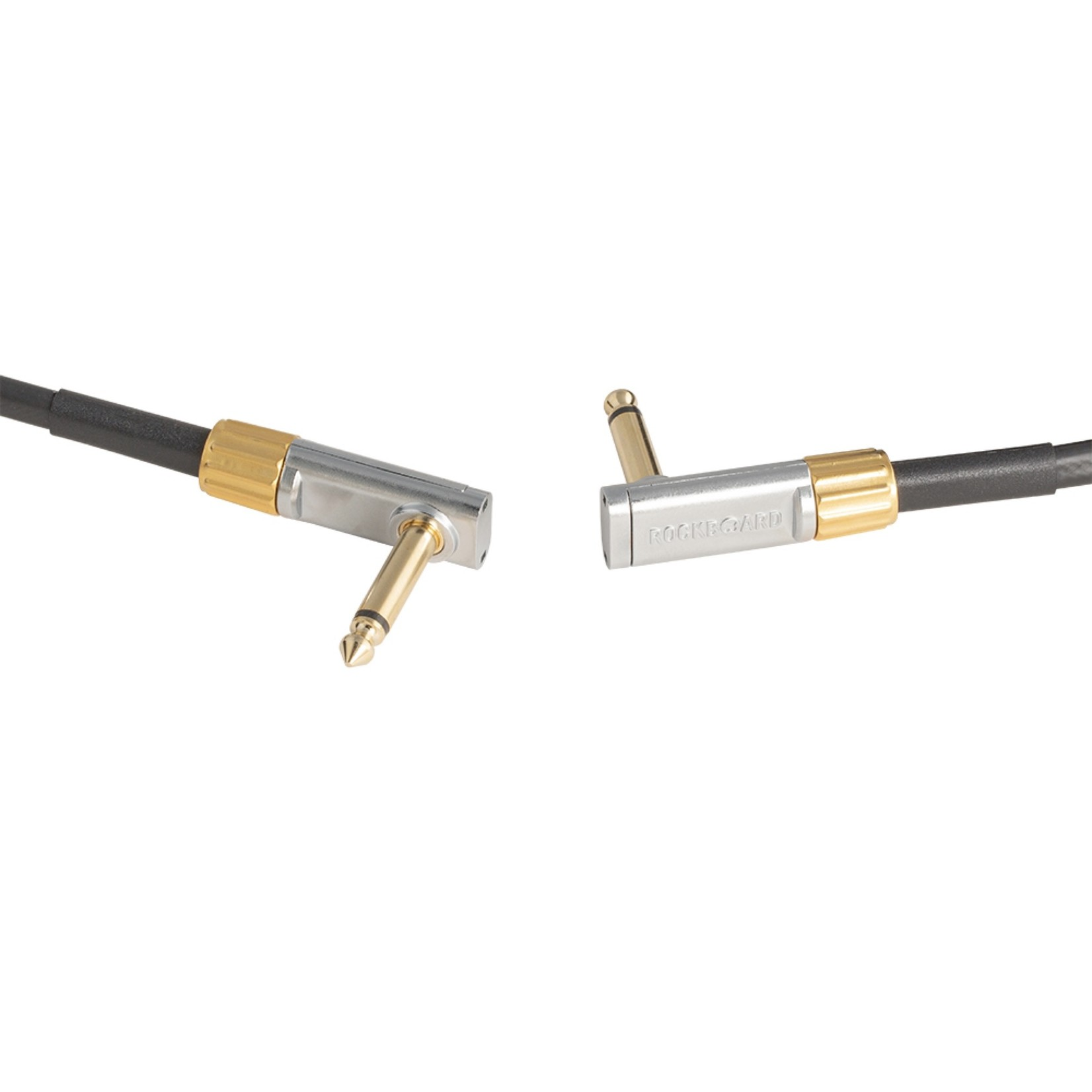 Rockboard RockBoard PREMIUM Flat Instrument Cable, 600 cm / 19.7 ft., angled/angled