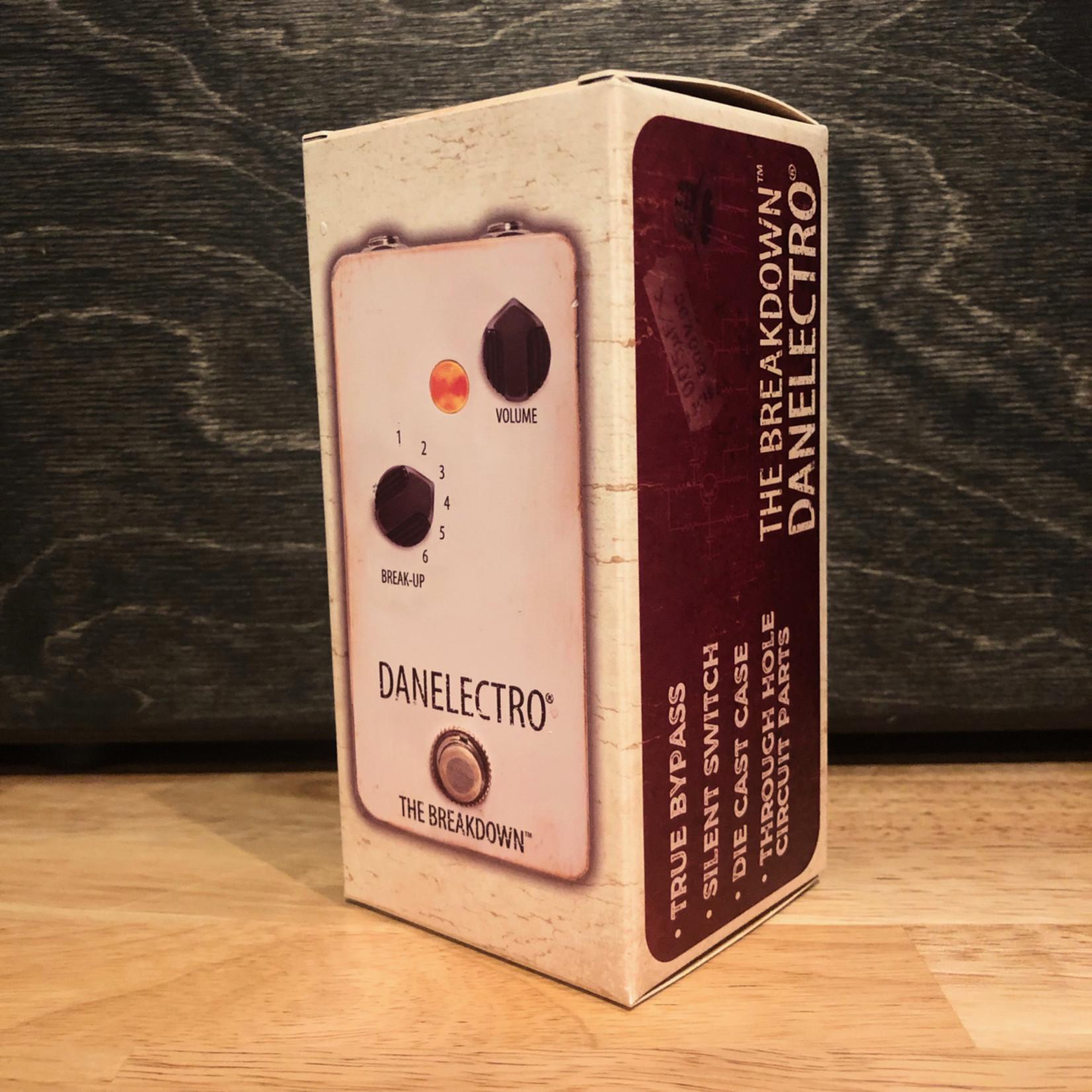 "Danelectro Danelectro - ""The Breakdown"" - Early JP/Zep-Style Overdrive"