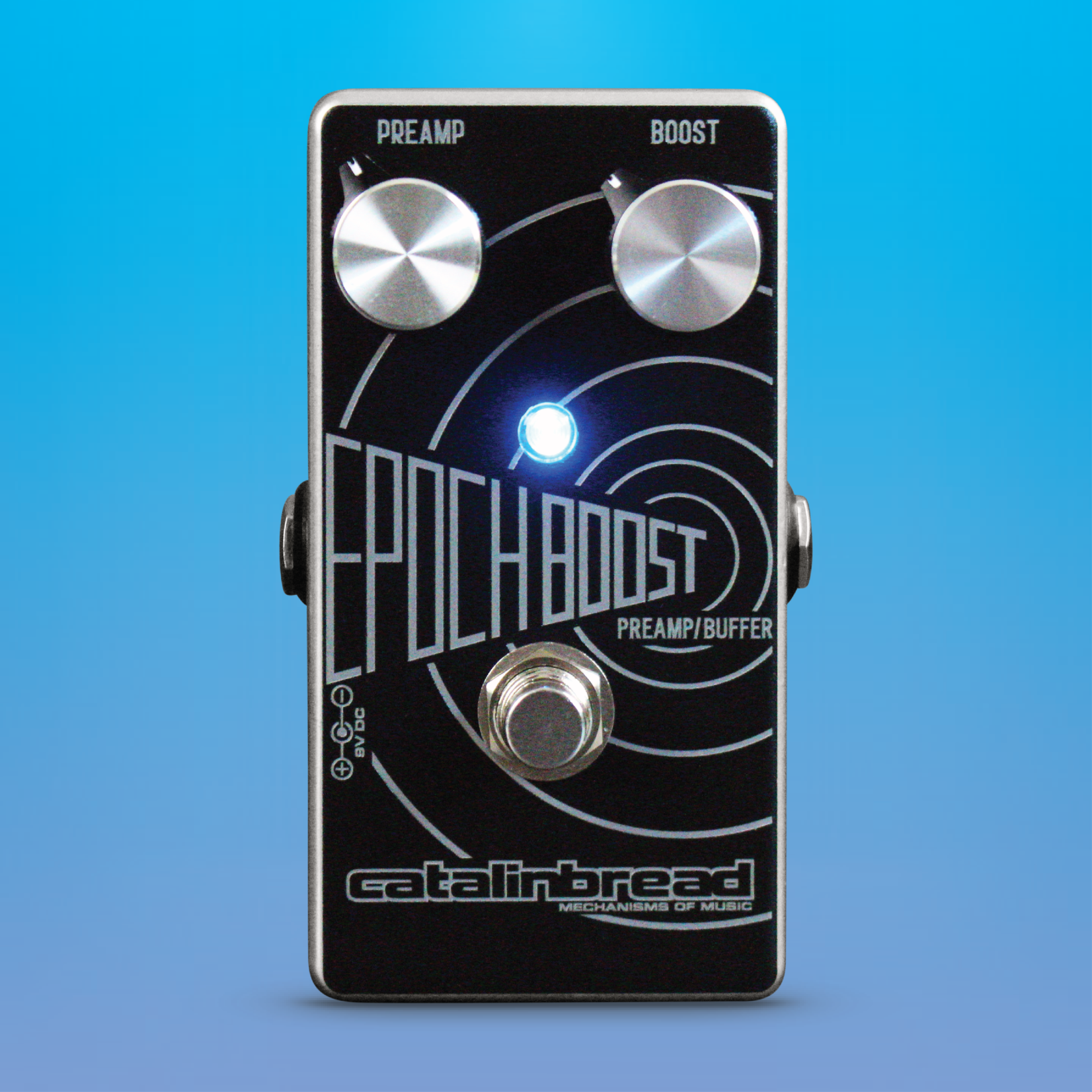 Catalinbread Catalinbread Epoch Boost Preamp/Buffer (2020)