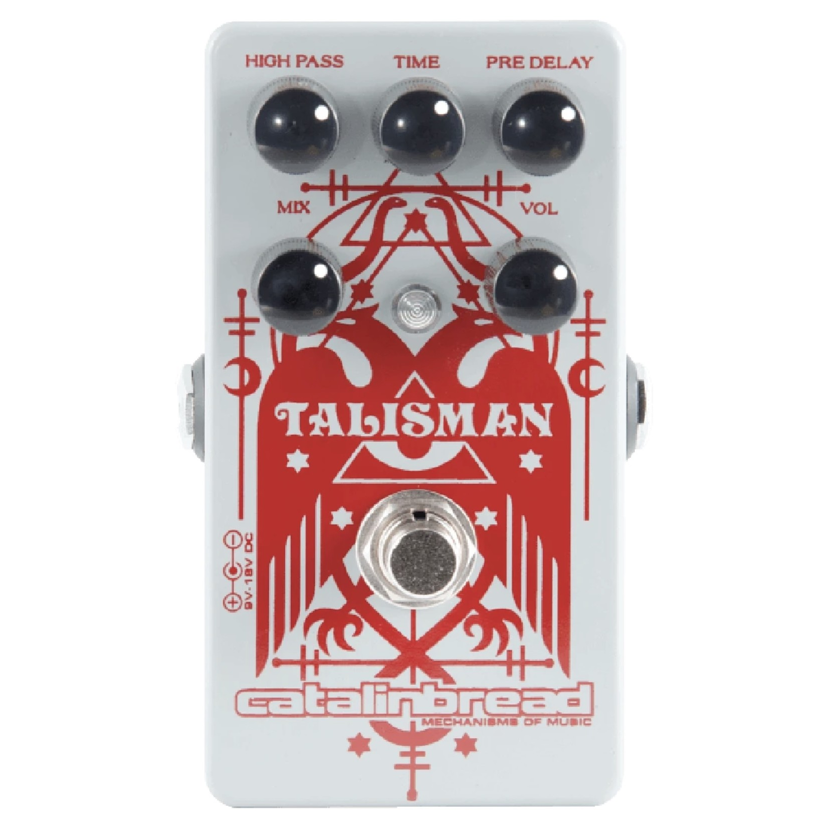 Catalinbread Catalinbread Talisman Plate Reverb with Studio-Style Controls