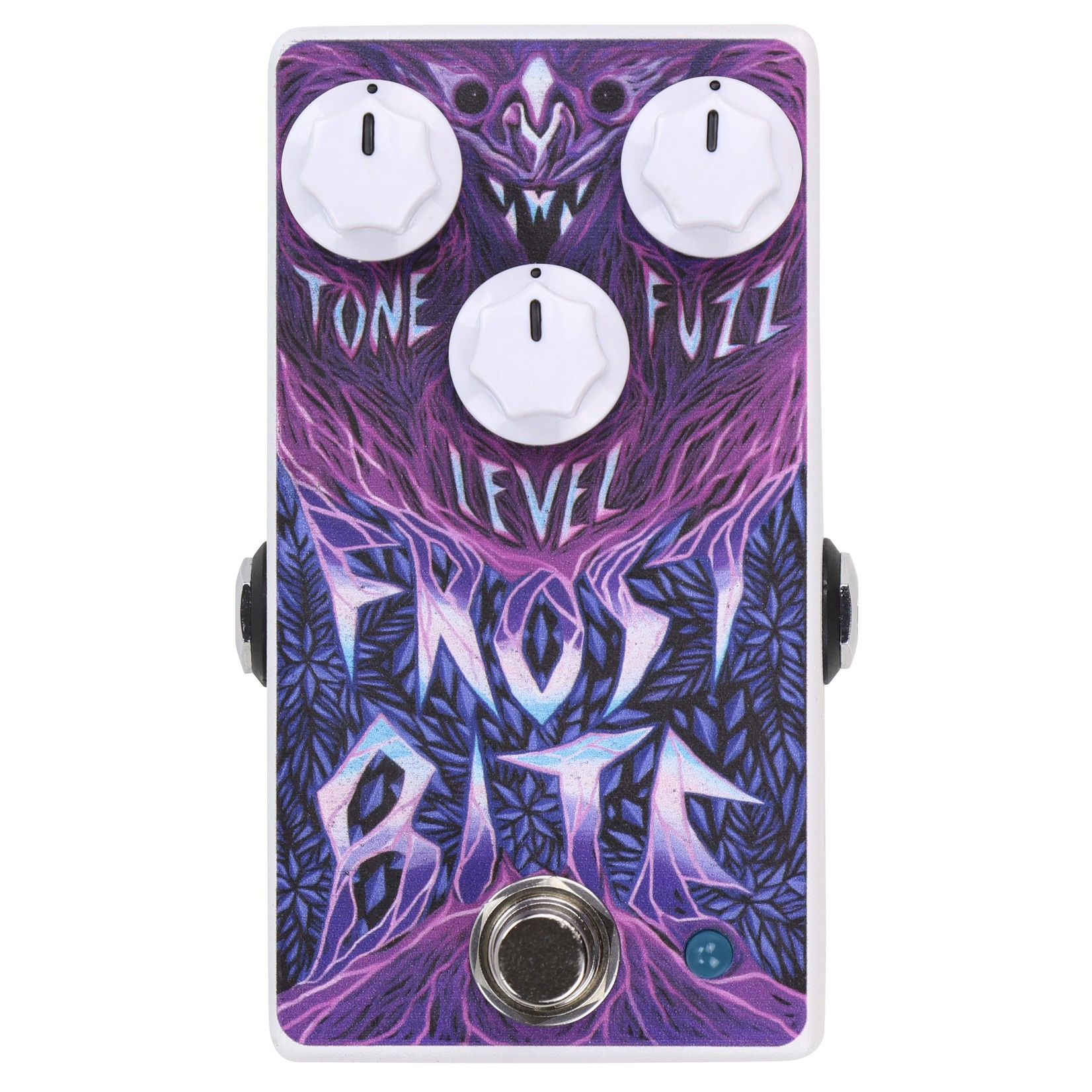 Coffin Case Coffin / Haunted Labs - Frost Bite Fuzz Limited Edition (only 250 made)