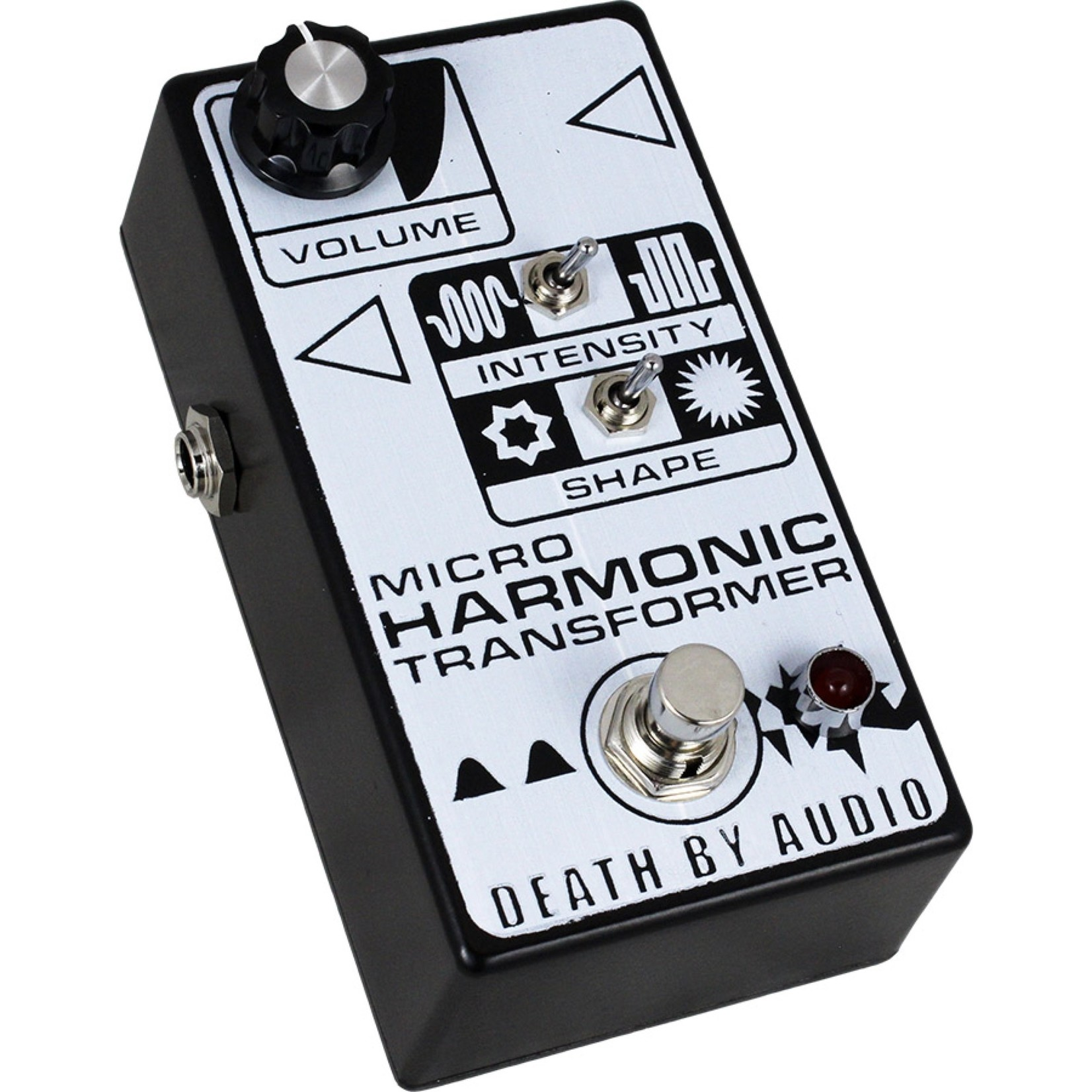 Death By Audio Death By Audio Micro Harmonic Transformer Fuzz