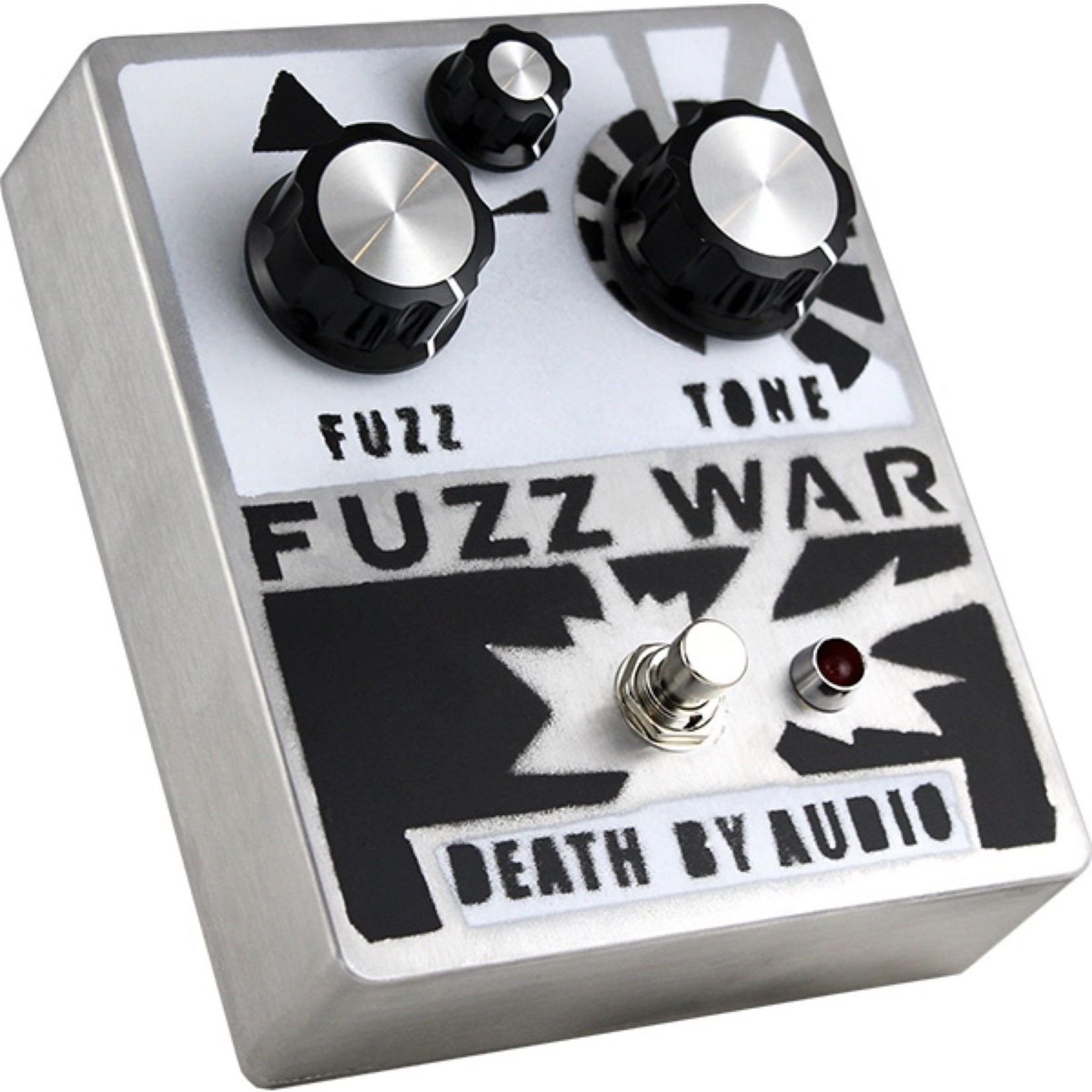 Death By Audio Death by Audio Fuzz War, Monster Fuzz Pedal