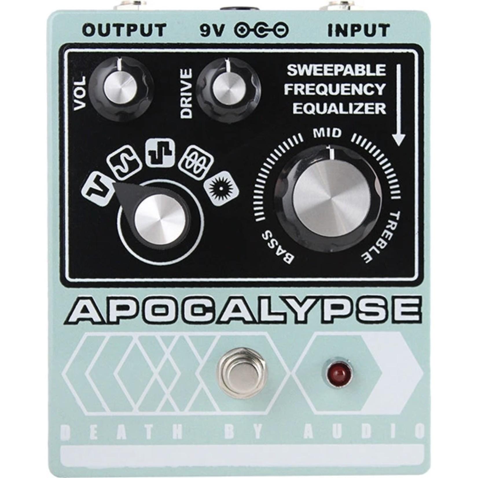 Death By Audio Death by Audio Apocalypse Fuzz Pedal
