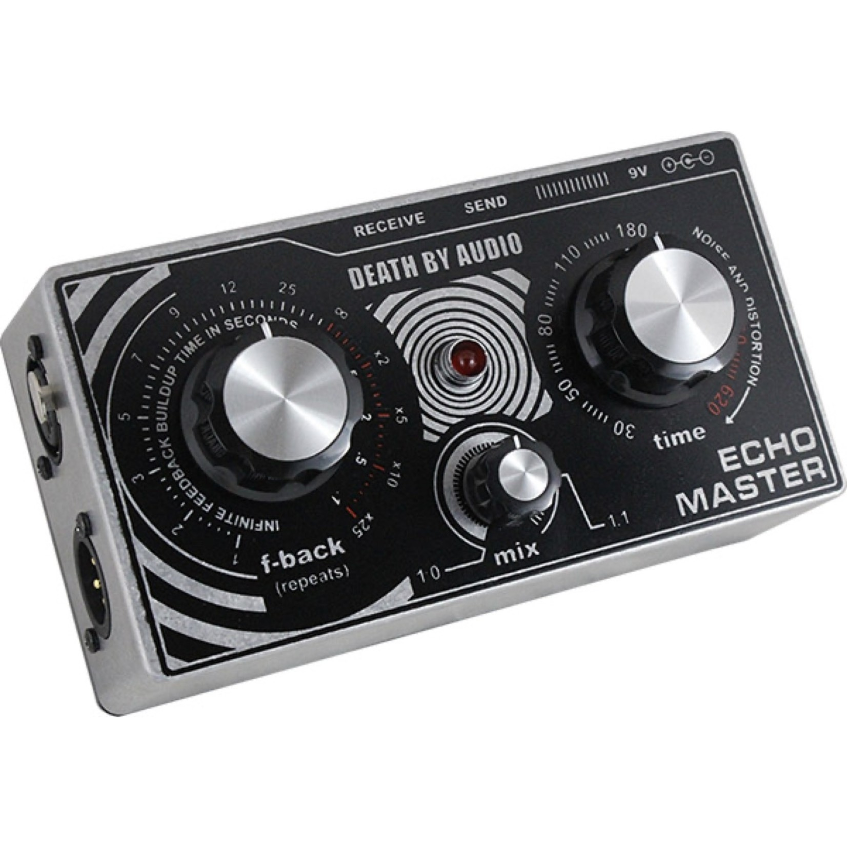 Death By Audio Death By Audio Echo Master, Incredible Vocal Delay Unit