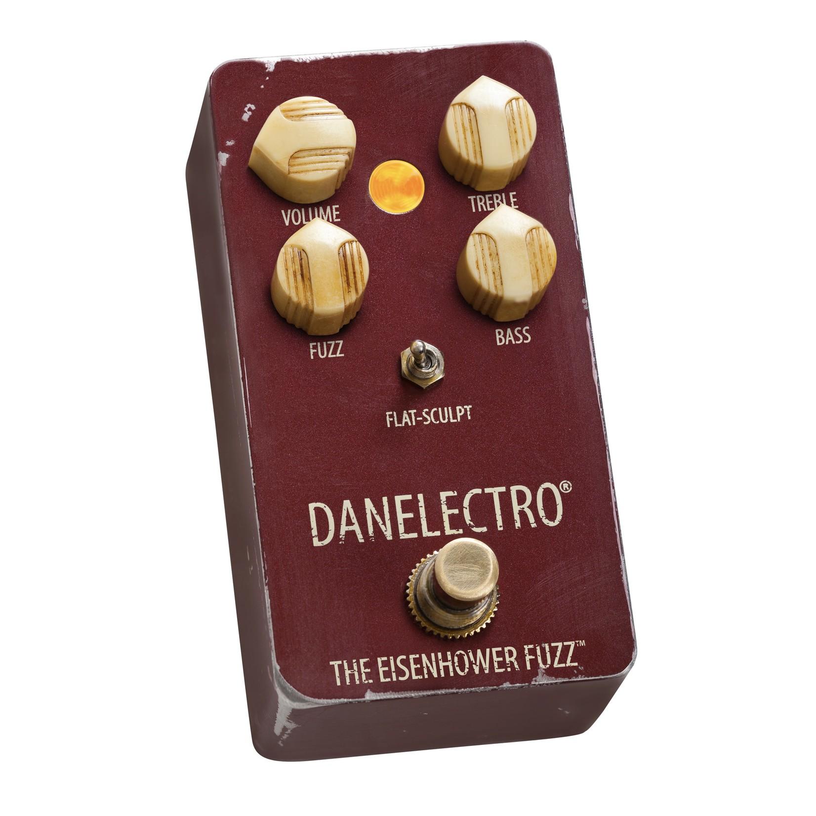 Danelectro Danelectro - The Eisenhower Fuzz Pedal with Octave Effect