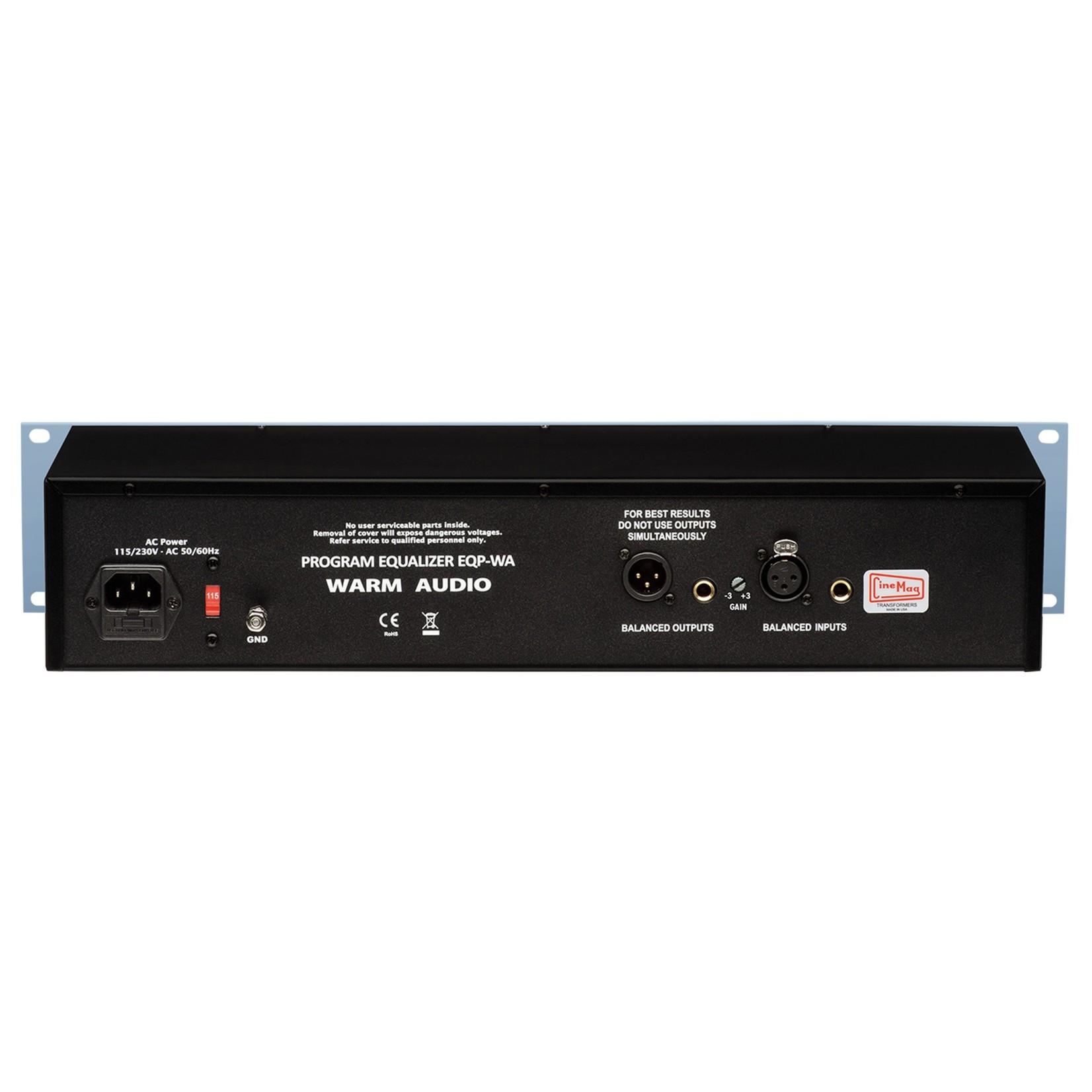 Warm Audio Warm Audio EQP-WA Tube Equalizer