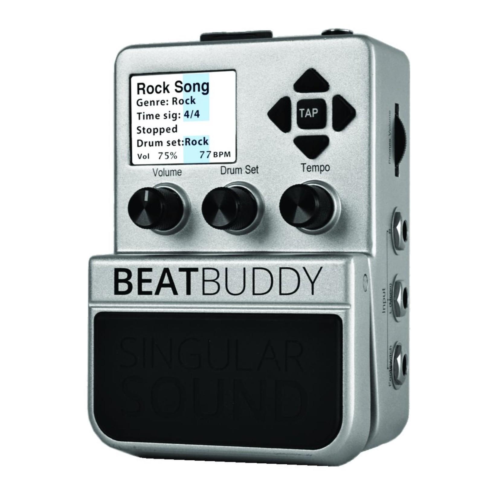 Singular Sound Singular Sound BeatBuddy Drum Machine Pedal (In Stock Now!)