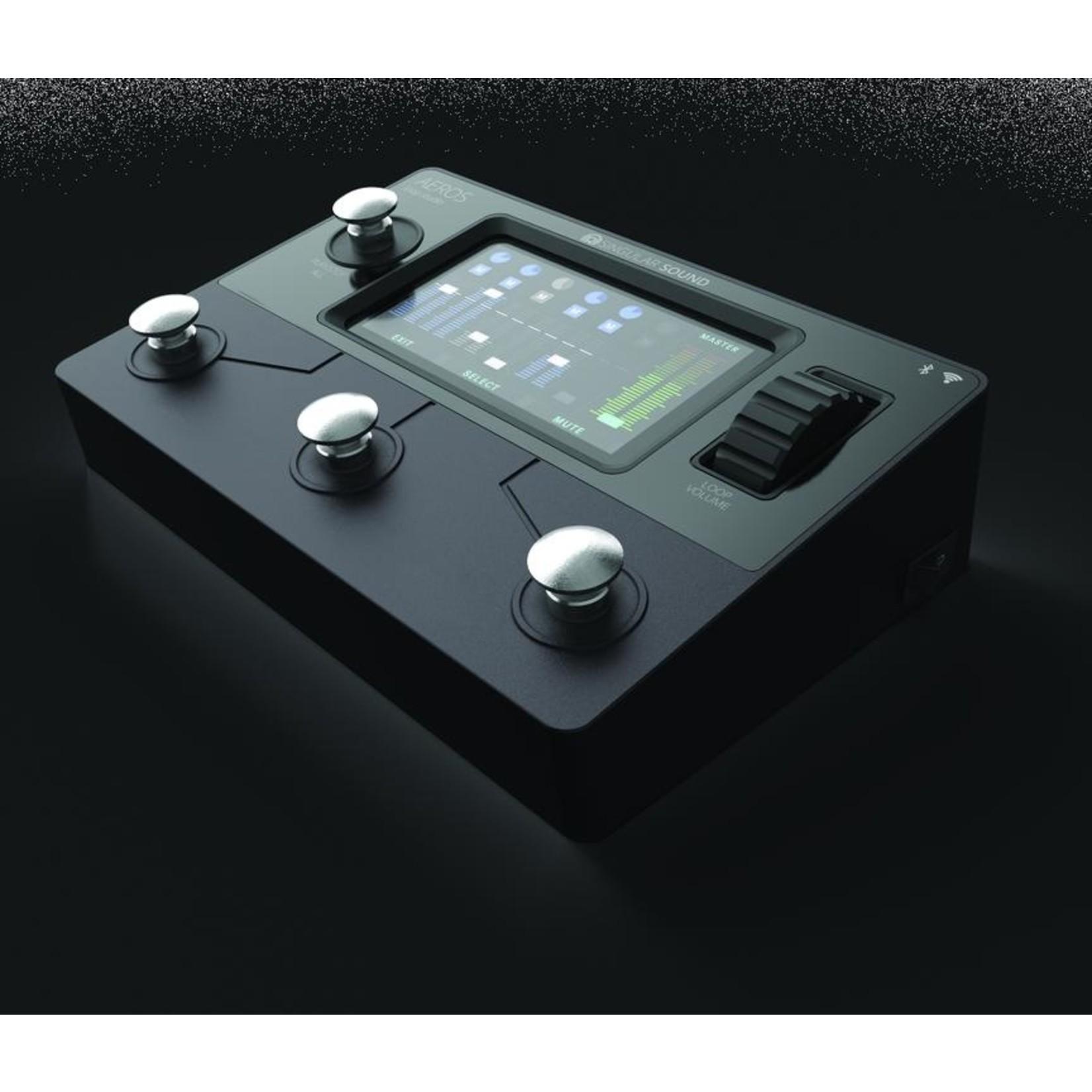 Singular Sound Singular Sound Aeros Loop Studio - Up to 36 Loops Per Song, the Ultimate Looper!