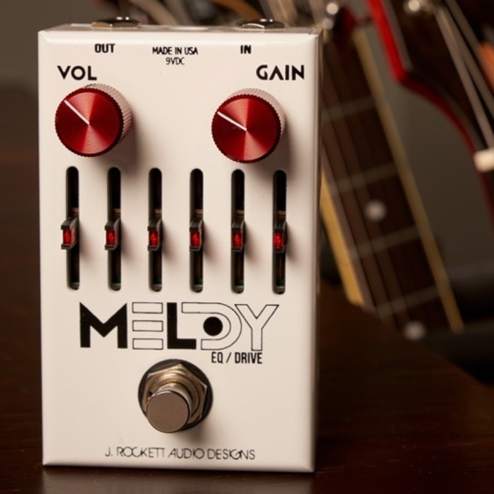 J. Rockett J. Rockett Melody EQ/Overdrive (Mark Lettieri, Snarky Puppy) - Q Series