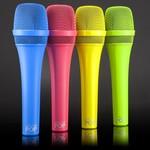 MXL 4x MXL POP LSM-9 Premium Dynamic Vocal Microphone, Set of Four Colors (Blue, Green, Pink, Yellow)