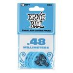 Ernie Ball Ernie Ball .48mm Blue Everlast Picks (P09181)