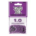 Ernie Ball Ernie Ball 1.0mm Purple Everlast Picks 12-pack, Purple