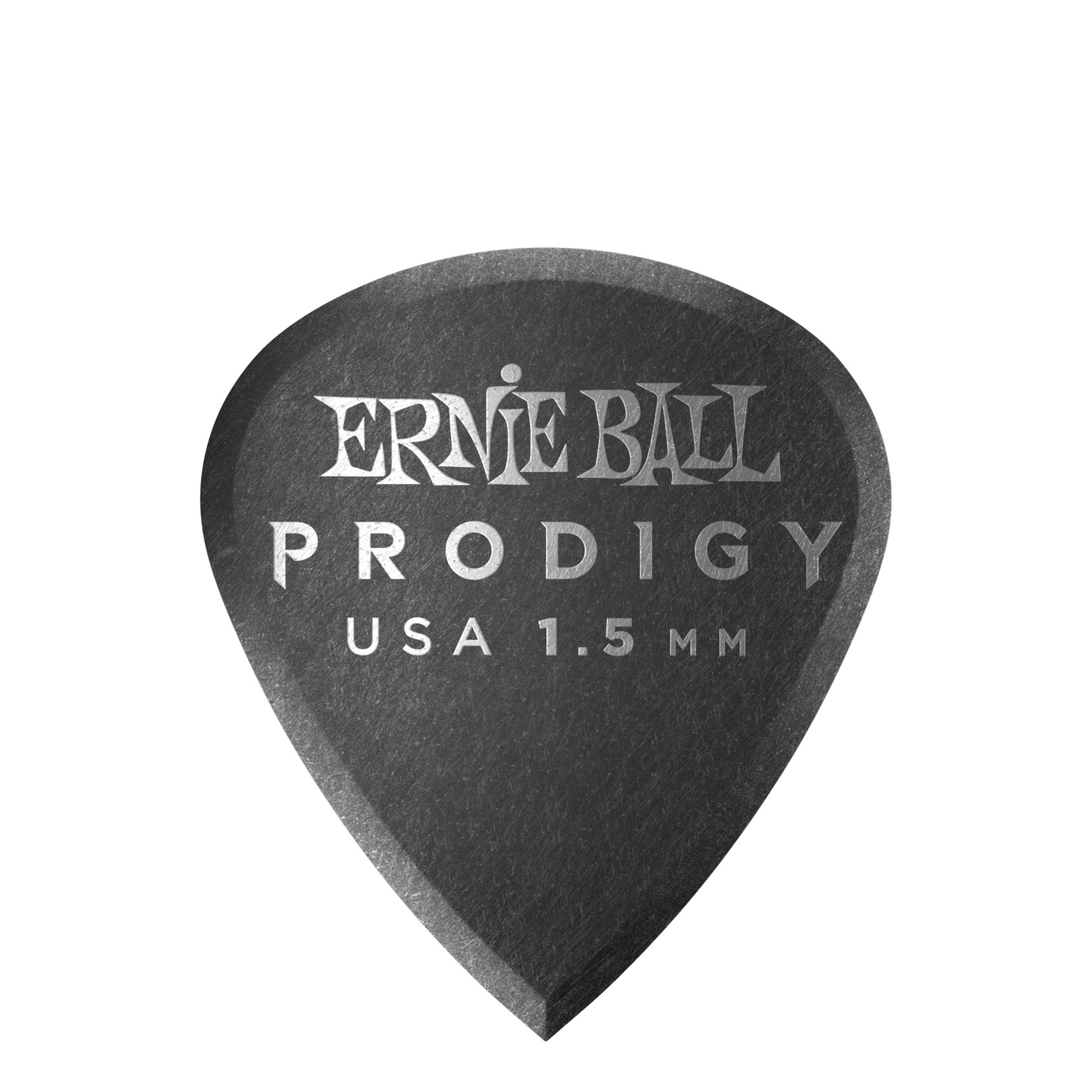 Ernie Ball Ernie Ball 1.5mm Black Mini Prodigy Picks 6-pack
