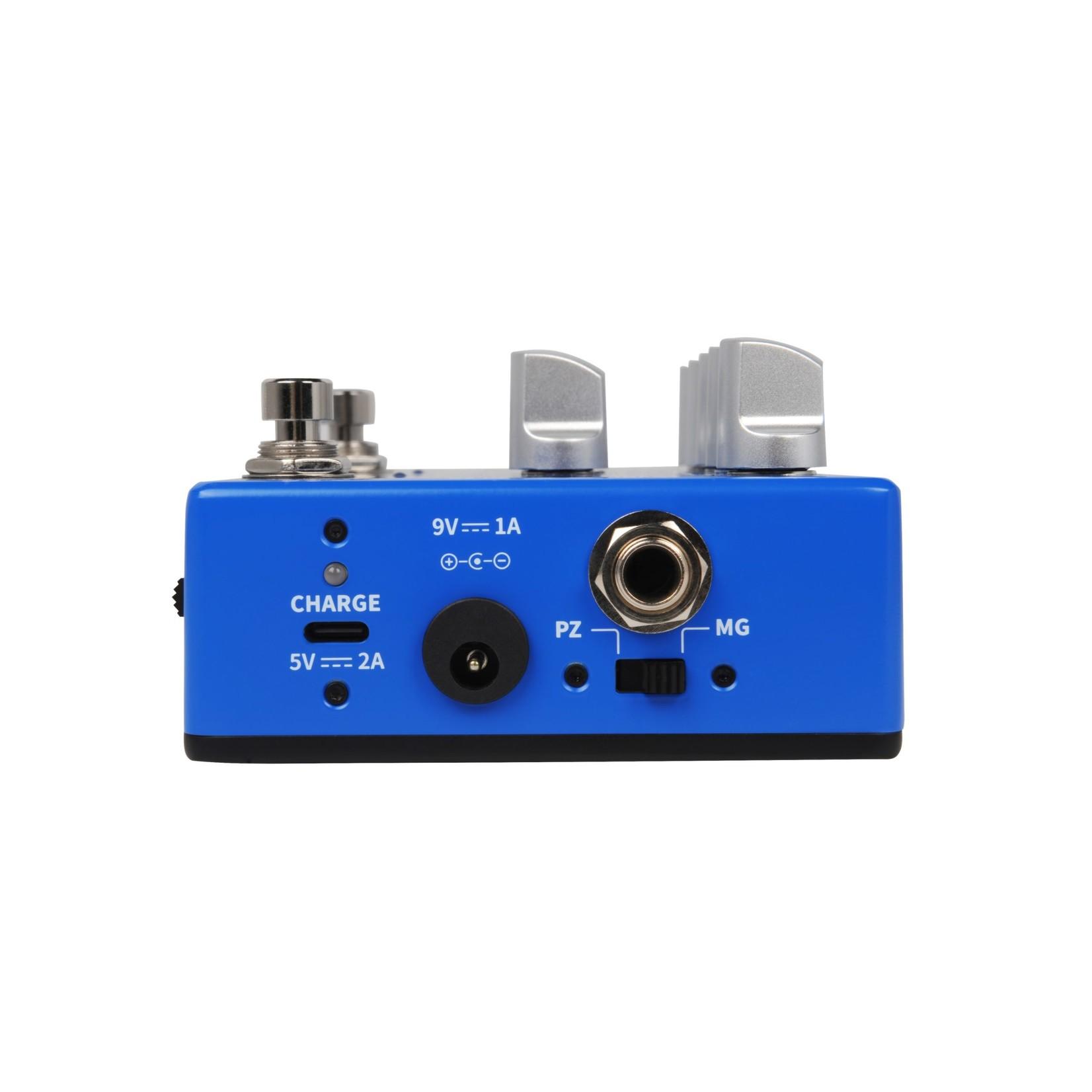 Phil Jones Phil Jones Bass PE-5 Pedal,  5-Band EQ Pre-Amp, Direct Box, Signal Booster