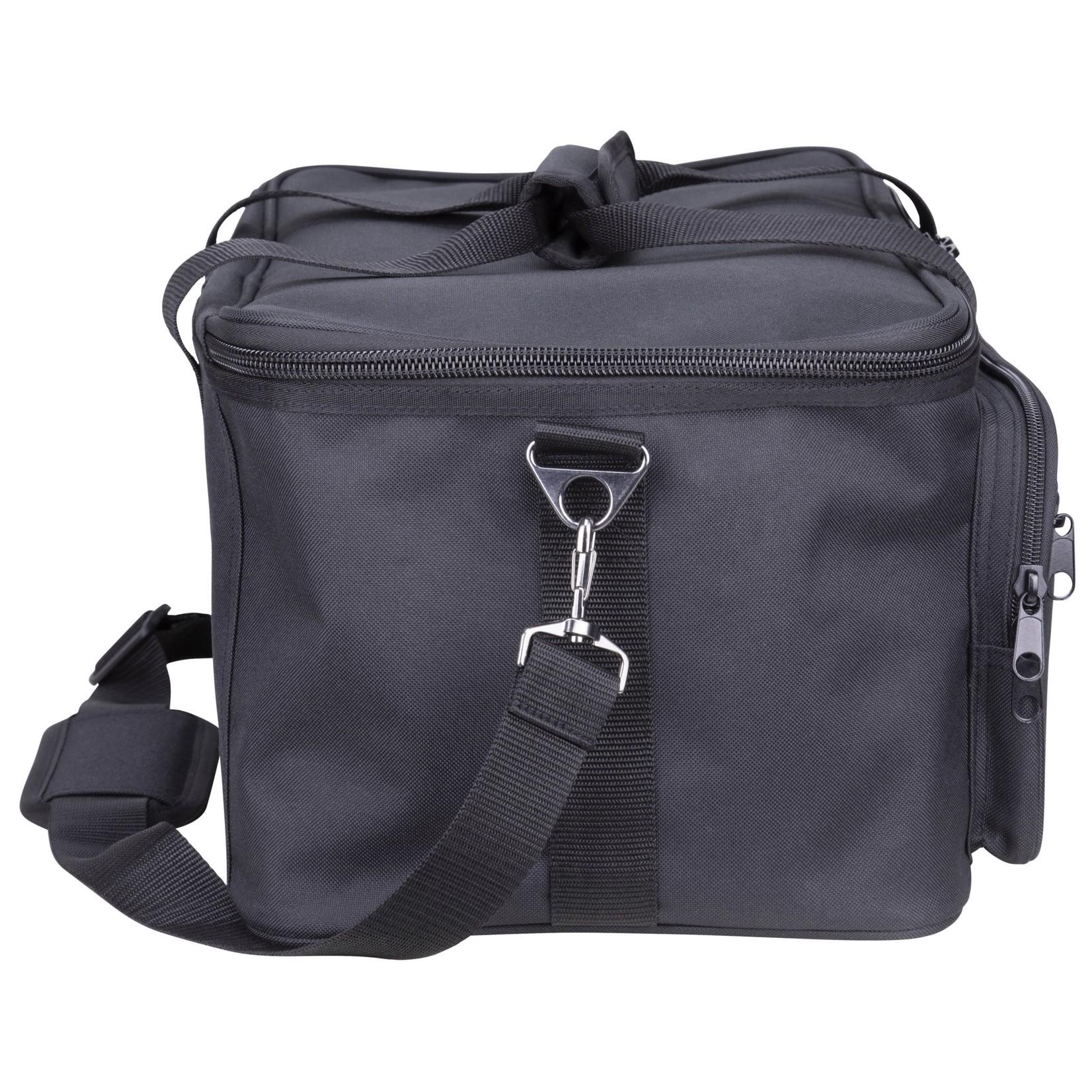 Pig Hog Pig Hog Cable Organizer Bag (2020), Black - Store/Transport Your Mic, Instrument, & Speaker Cables