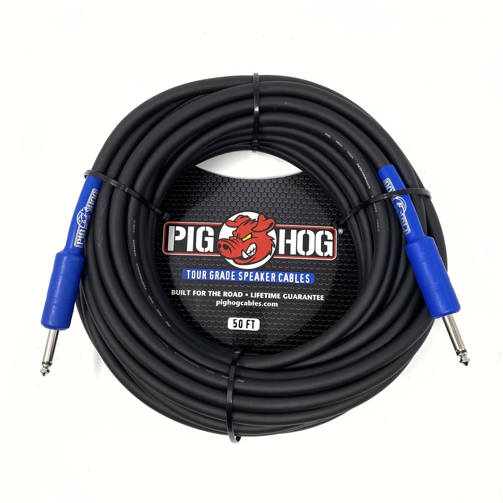 Pig Hog Pig Hog PHSC50 8mm Speaker Cable, 50ft (14 gauge wire)