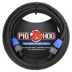 Pig Hog Pig Hog Tour Grade Speaker Cable, 5ft (14 gauge wire), Neutrik Speakon to Speakon, PHSC5SPK