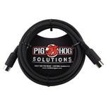 Pig Hog Pig Hog 10-Foot Tour Grade MIDI Cable, Heavy Duty (PMID10)