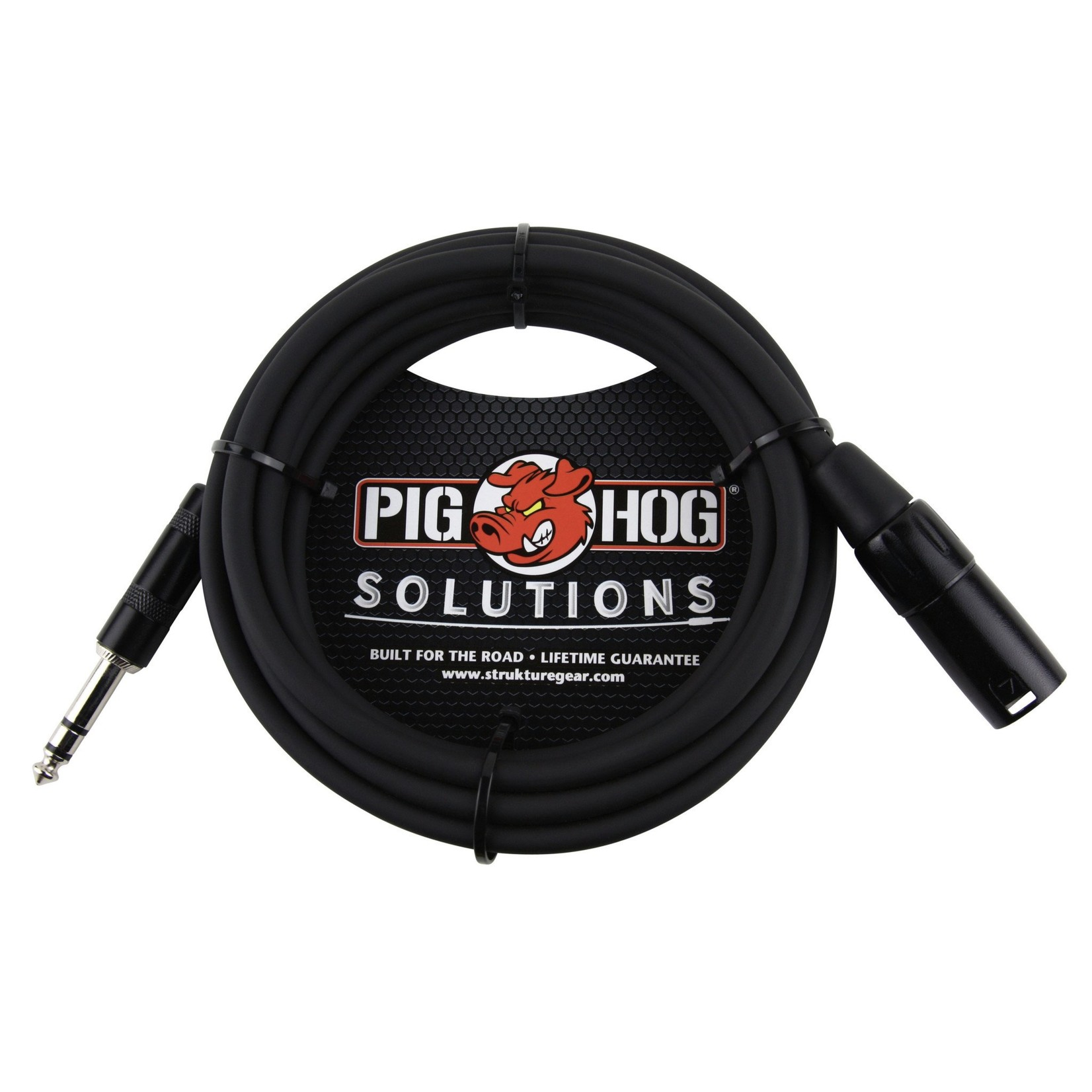 Pig Hog Pig Hog Solutions 10FT TRS(M) to XLR(M) Balanced Cable PX-TMXM2