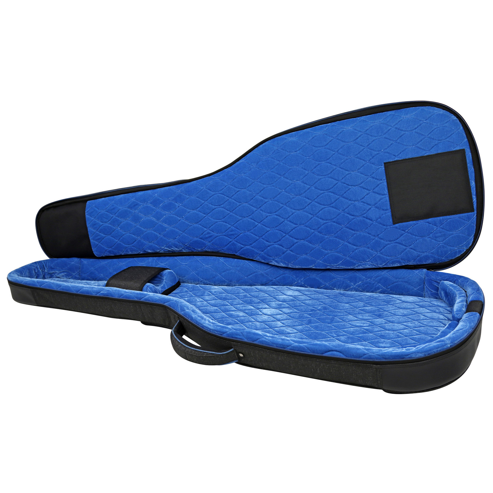 Reunion Blues Reunion Blues RB Continental Voyager Electric Bass Guitar Case (Gig Bag, Hybrid), RBCB4