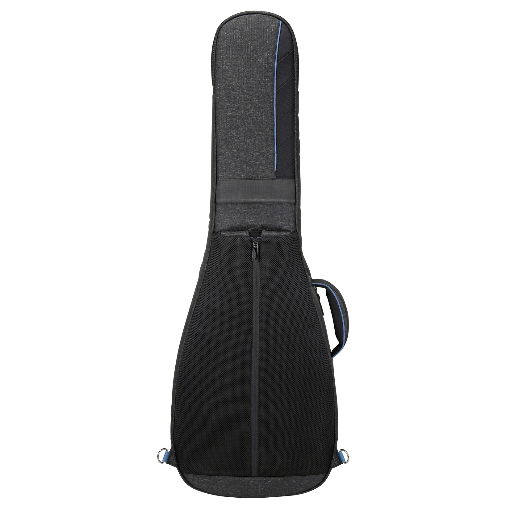 Reunion Blues Reunion Blues RB Continental Voyager Les Paul style Electric Guitar Case (gig bag, hybrid), RBCLP