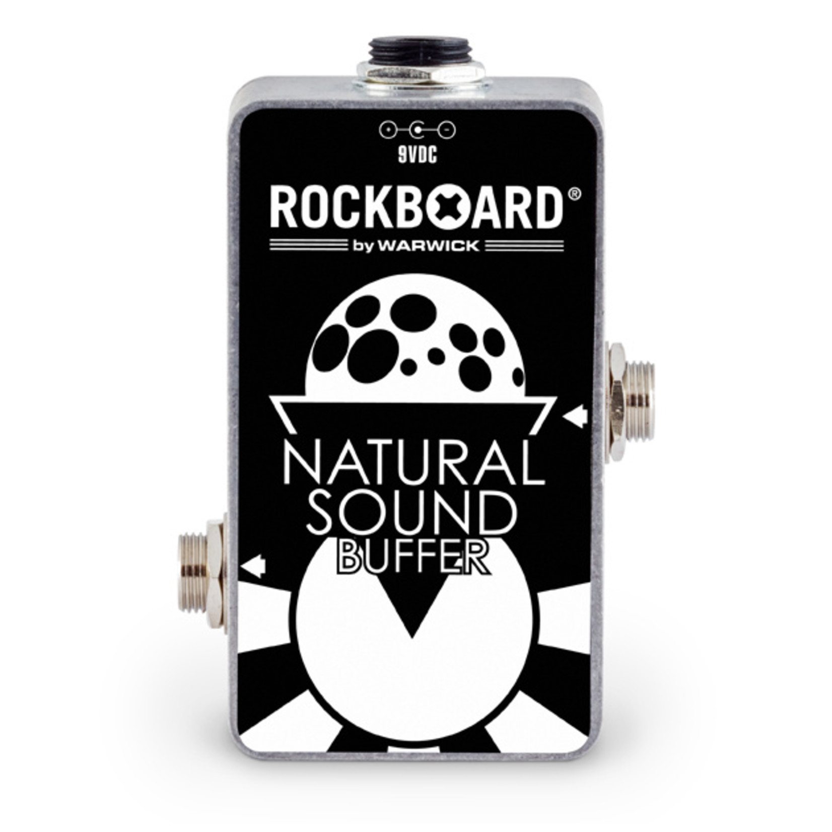 Rockboard Rockboard Natural Sound Buffer (prevents signal loss in effects chains and long cable runs)