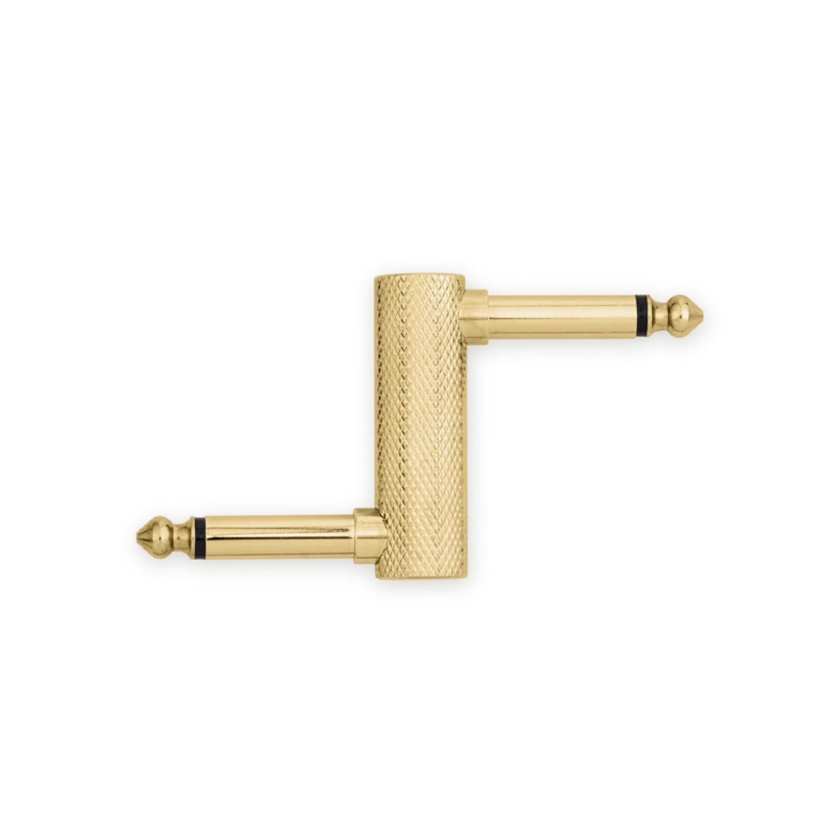 "Rockboard Rockboard N-Connector / Pedal Coupler, 1/4"" Gold"